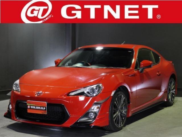 トヨタ GT 1オーナー 純正OPナビTV TRDフルエアロ