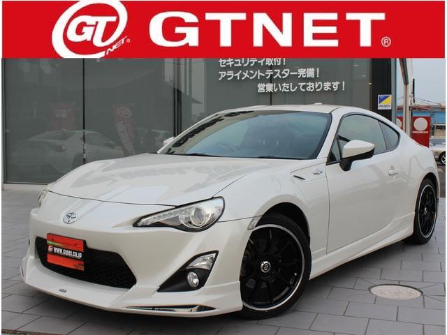トヨタ GT モデリスタフルエアロ クラリオンHDDナビ