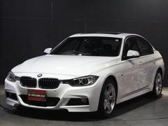 BMWアクティブハイブリッド3 Mスポーツ 1オナ OPサンルーフ