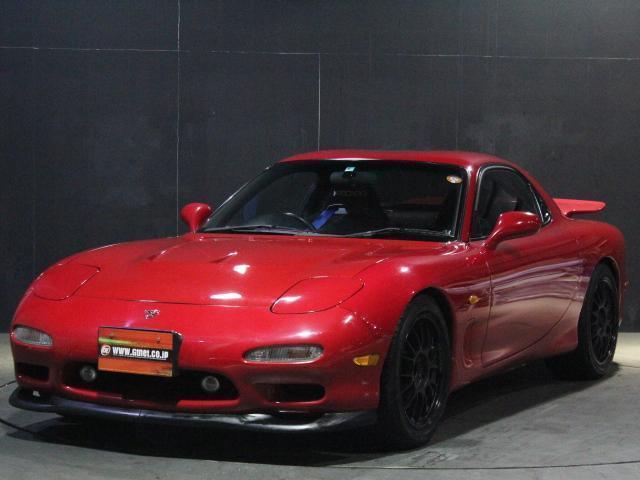 マツダ タイプRB ワンオーナー 車高調 圧縮測定済延長保証可