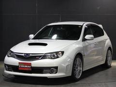 インプレッサWRX STI Aライン ワンオーナー 純正ナビ 本革シート