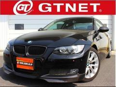 BMW335i 左ハンドル サンルーフ レザーシート シートヒータ