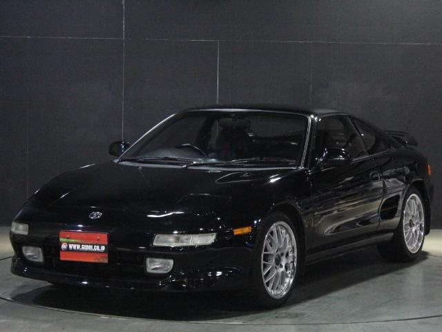 トヨタ GT-S 後期モデル 社外マフラー ローダウン