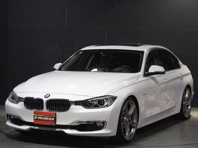 BMW アクティブハイブリッド 3ラグジュアリー 1オナ 1年保証付