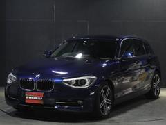 BMW116i スポーツ ワンオーナー 禁煙車 HDDナビ ETC