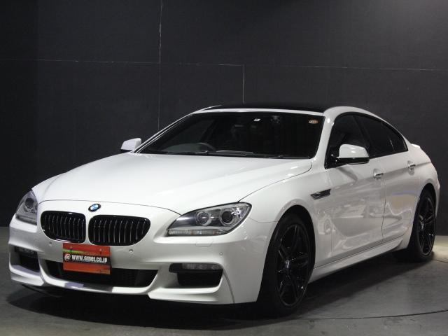 BMW 640i Mスポーツパッケージ 禁煙車 サンルーフ Bカメラ