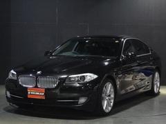 BMWアクティブハイブリッド5 SR ブラックレザー 全国1年保証