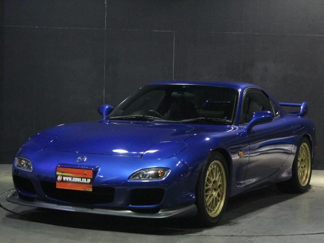 マツダ タイプRバサ-ストR 最終モデル6型 BBS17AW 車高調