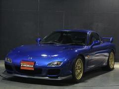 RX−7タイプRバサ−ストR 最終モデル6型 BBS17AW 車高調