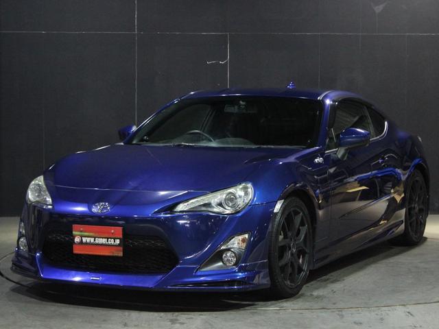 トヨタ GT モデリスタエアロ ローダウン