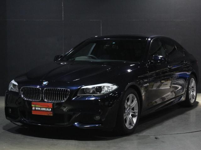 BMW 523d Mスポーツ 1オナ パワーシート 全国1年保証