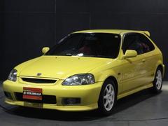 シビックタイプR 後期モデル 限定カラー フルノーマル車