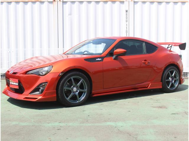 トヨタ GT 車高調 フルエアロ GTウイング メモリーナビ