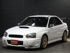 インプレッサWRX STi スペックC WR−LTD2004 限定車