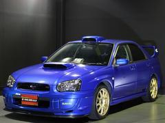 インプレッサWRXSTi 2003Vリミテッド 限定車 STIマフラー