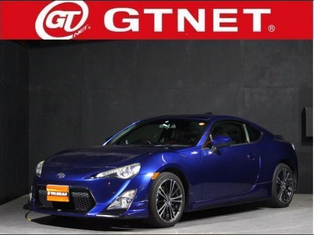 トヨタ GT TRDフルエアロ TRDマフラー HDDナビ フルセグ