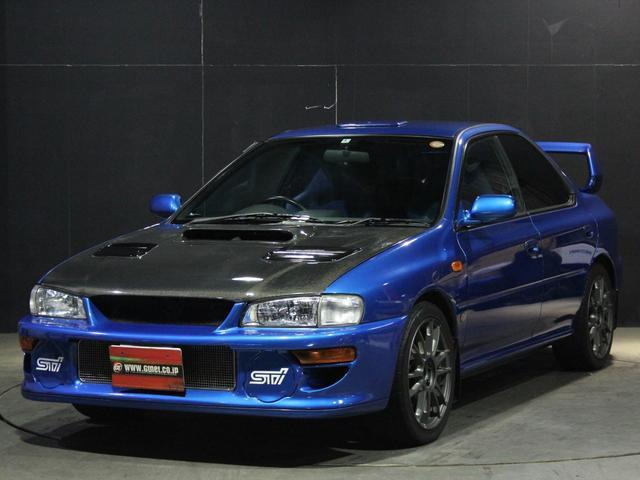 スバル WRX RA STiバージョンVIリミテッド 2000台限定
