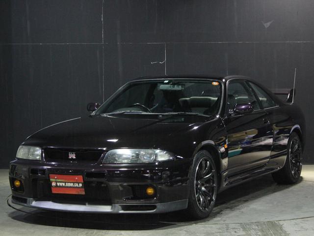 日産 GT-R 純正ブレンボ マフラー グラムライツ18アルミ