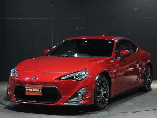 トヨタ GT TRDフルエアロ TRDマフラー オプションBBS