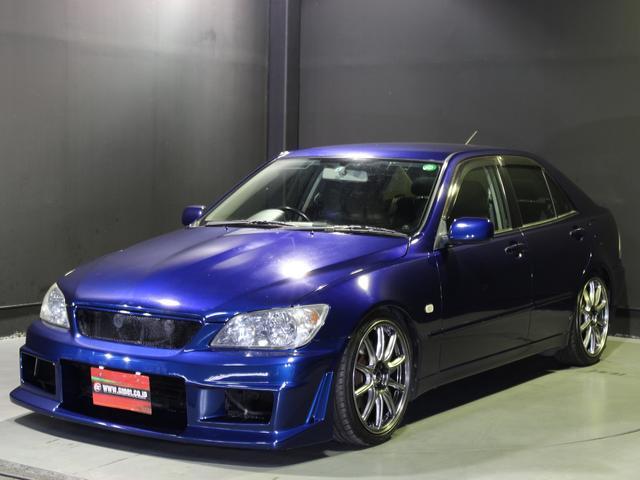 トヨタ RS200リミテッド2 WORK18AW キセノンライト