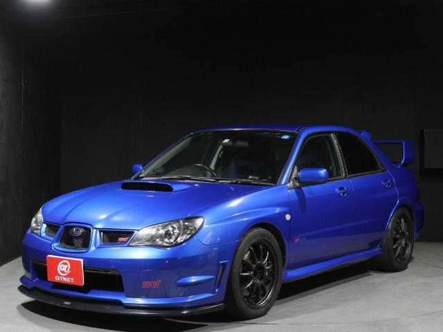 スバル WRX STi Work17AW HDDナビ