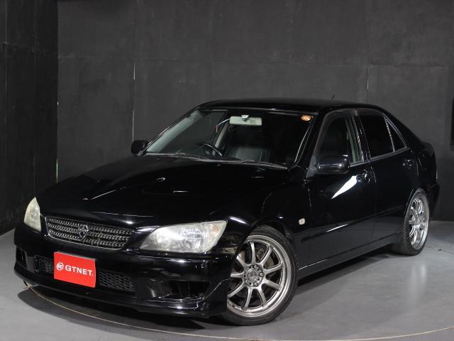 トヨタ RS200 Lエディション TEIN車高調 RAYS18AW