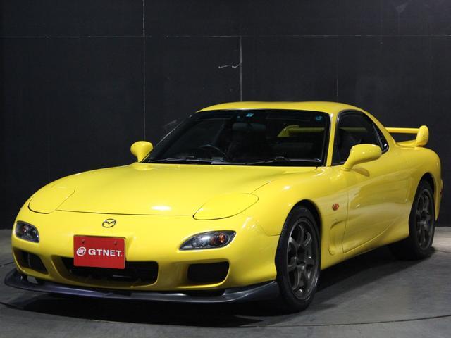 マツダ タイプR バサ-ストR 最終モデル 500台限定 圧縮測定済