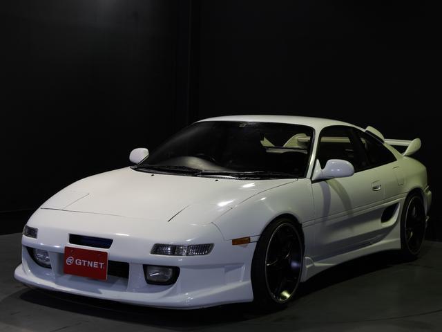 トヨタ GT フルエアロ HKSマフラー キセノンライト
