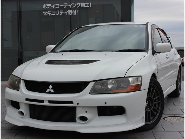 三菱 GSRエボリューションIX BBS ブリッツ車高調 レカロ
