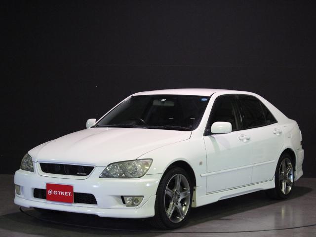 トヨタ RS200リミテッド HKSマフラー 純正17AW HID