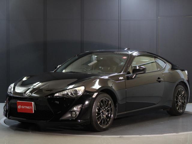 トヨタ GT ウェッズスポーツ17インチAW TRDマフラー