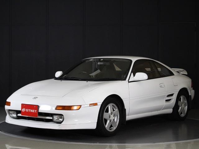 トヨタ GT フォグランプ 純正15インチAW 純正リアスポイラー