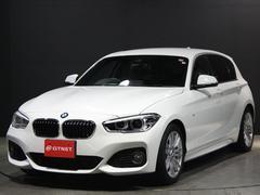 BMW118i Mスポーツパッケージ 1オナ 純正ナビ Bモニター