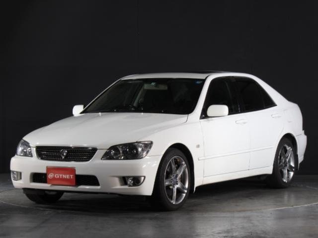 トヨタ RS200 リミテッド ワンオーナー車 社外ナビ 純正AW
