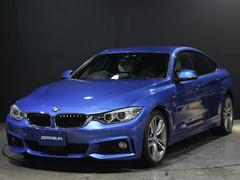 BMW420i グランクーペ Mスポーツ レザー シートヒーター
