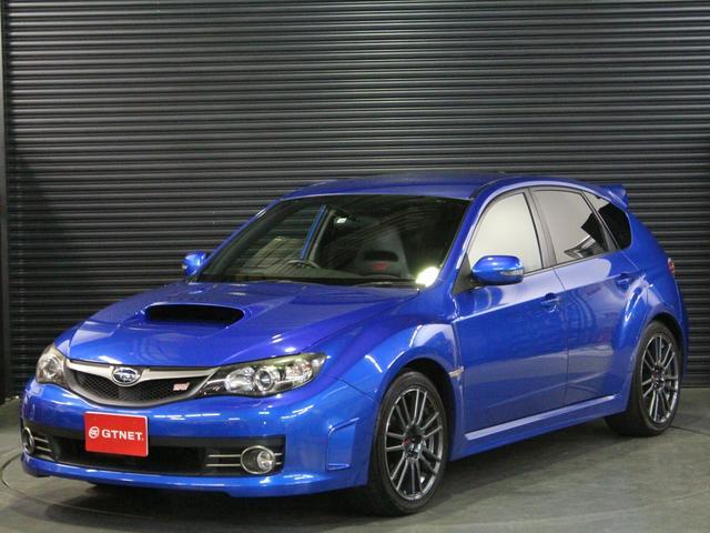 スバル インプレッサ WRX STi ナビ フルセグ OPレカロシート AW スマートキー HID フォグ STIキャリパー Rスポイラー SI-DRIVE