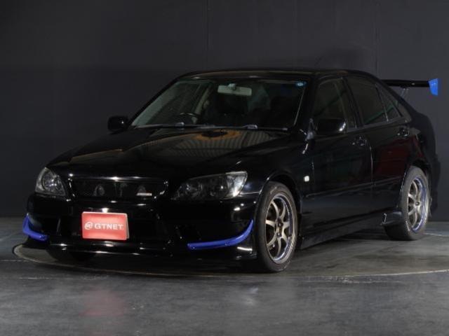 トヨタ RS200 Lエディション 社外フルエアロ GTウィング キセノン ウェッズスポーツ17AW キーレス