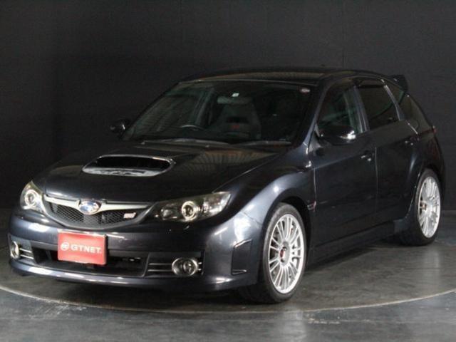 WRX STi オプションレカロ オプション18アルミ 純正ブレンボ スマートキー フォグ SIドライブ キセノン Rスポイラー