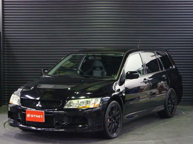 三菱 ランサーワゴン エボリューションGT-A ナビ フルセグ HID F席レカロ ブレンボ 社外AW ACD MTモード ETC WSRS