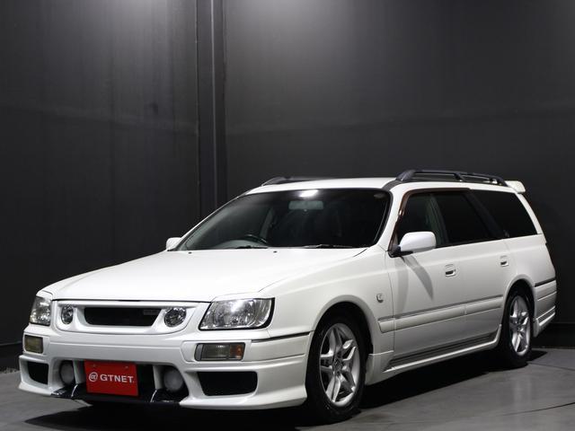 日産 25t RS FOUR V アゼストHDDナビ 地デジチューナー フジツボマフラー 車高調 レカロシート キセノンヘッドライト ステアシフト トノカバー ETC