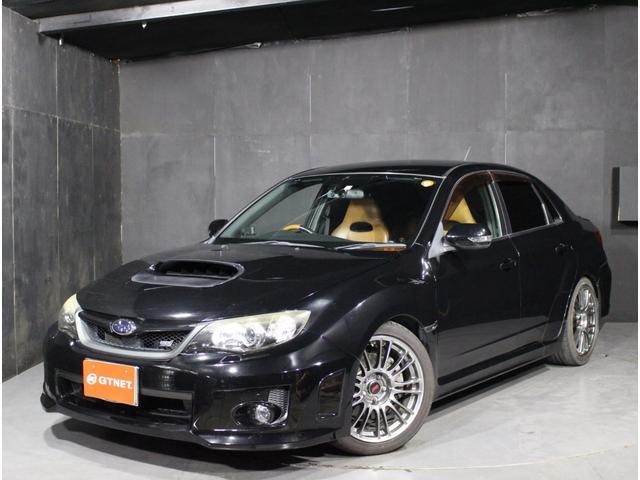 スバル WRX STI Aライン D型 テイン車高調 STI18AW STIマフラー パナソニックHDDナビ ETC セルスター製ドライブレコーダー レザーシート シートヒーター SIドライブ パドルシフト 横滑り防止