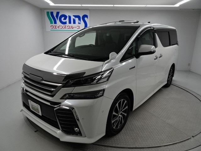 トヨタ ZR Gエディション サンルーフ・後席モニター・エアロ