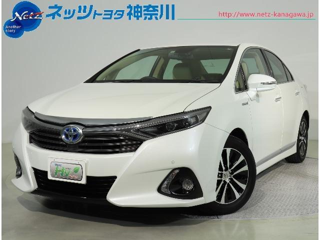 トヨタ G メーカー装着SDナビ フルセグ バックモニター ETC