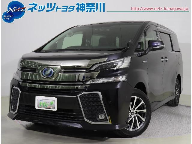 トヨタ ZR 後席モニター・SDナビ・フルセグ