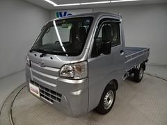 ハイゼットトラックベースグレード 4WD マニュアル車 届出済未使用車