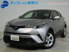 C−HRS 当社社用車 HV 純正ナビ・バックガイドモニター