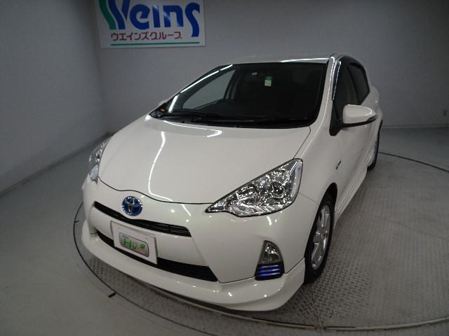 トヨタ G/HDDナビ/フルエアロ/ドラレコ