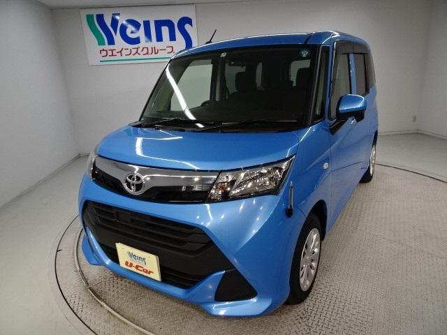 トヨタ X CD・スマートキー・片側電動スライドドア・フェンダーP
