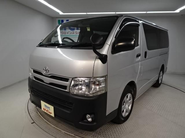 トヨタ DX ディーゼル HDDナビ 地デジ ETC