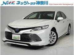 カムリHV G 当社社用車 自動ブレーキ TRDエアロ SDナビ